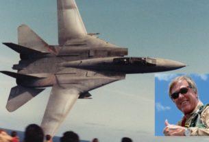 Legendary Tomcat fighter Pilot dies in Idaho crash