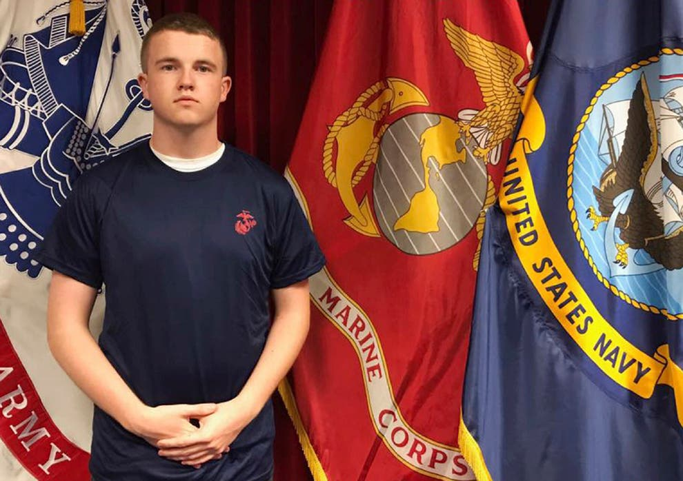 Young Marine killed in State Fair accident