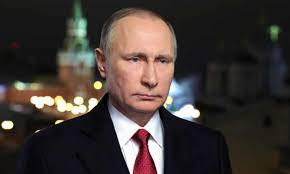 """Putin says Russian Navy could launch an """"unpreventable strike"""""""